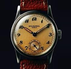 Patek Philippe's legacy isn't just about technical firsts or illustrious clients, though there are plenty of those, too. Cool Watches, Rolex Watches, Patek Philippe, Watch Photo, Beautiful Watches, Swagg, Vintage Watches, Fashion Watches