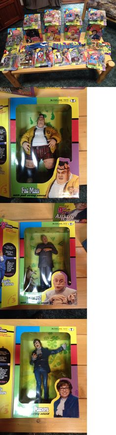 Mixed Lots 49018: Austin Powers Action Figures Nib Mcfarlane Huge Bonus Lot Set -> BUY IT NOW ONLY: $130 on eBay!