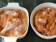 Tamales Colombianos - AntojandoAndo Tamales, Colombian Food, Cilantro, Shrimp, Traditional, Chicken, Meat, Recipes, Carrot Slaw