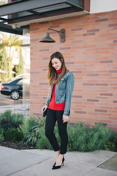 WEARING A JEAN JACKET DURING WINTER M Loves M waysify