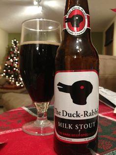 507. The Duck-Rabbit Craft Brewery - Milk Stout