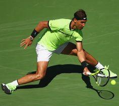 Blog Esportivo do Suíço:  Rafael Nadal passa fácil por argentino na estreia em Indian Wells