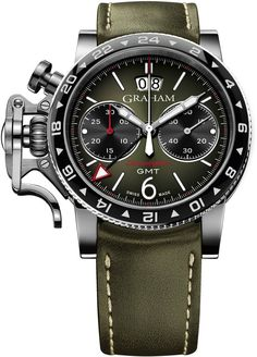 Graham Watch Chronofighter Vintage GMT Pre-Order #add-content #basel-17 #bezel-unidirectional #bracelet-strap-leather #brand-graham #case-material-steel #case-width-44mm #chronograph-yes #date-yes #delivery-timescale-call-us #dial-colour-green #gender-mens #gmt-yes #limited-code #luxury #movement-automatic #new-product-yes #official-stockist-for-graham-watches #packaging-graham-watch-packaging #pre-order #pre-order-date-30-04-2017 #preorder-april #sihh-geneve-2017 #style-dress…