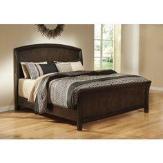 Lanquist King Sleigh Bed