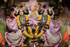 ISKCON Delhi  Deity Darshan 14 Dec 2016