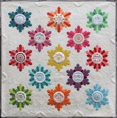 95323/4 Razz-a-dazzle Quilt Pattern, Fabric and Thread Kit $272.93