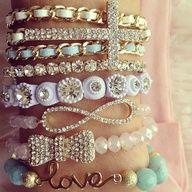 #Arm Candy pulseras
