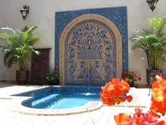 Spacious Private Riad With Large Rooms and Pool in Marrakech Medina. Situated in Quartier Riad Laarous, just ten minutes walk north of Djemaa el Fna, in the. Small Backyard Pools, Small Pools, Marrakech, Jacuzzi, My Pool, Plunge Pool, Outdoor Living, Outdoor Decor, Cool Pools