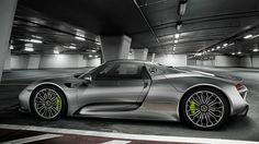 Porsche 918 Spyder 2013, Static Shot. More Images On The Following Link: https://www.carspecwall.com/porsche/918-spyder/918-spyder-2013/ #Porsche918Spyder #Hypercar
