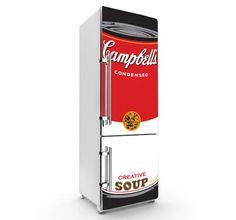 Sticker frigo Campbells
