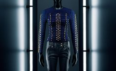 Classic French couture meets urban chic #HMBalmaination 149.99