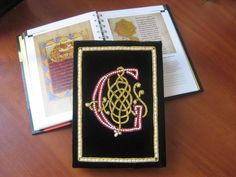 Goldwork Goldwork, Phone, Books, Box, Book, Telephone, Libros, Book Illustrations, Mobile Phones