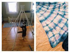 Paper Hounds: A Peek Inside Gus & Ruby Windows: Indigo Dye Kit