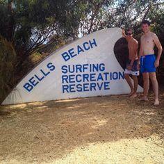 A year ago today we were doing The Great Ocean Road journey! Where did that year go? #Wanderlust #Backpacking #Travel #Travelgram #Australia #TheGreatOceanRoad #BellsBeach by harrisonbell http://ift.tt/1KnoFsa