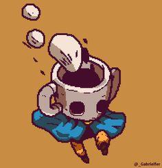 Pixel Art, Pixel Characters, 8bit Art, Pixel Design, Drawing For Beginners, Cartoon Art Styles, Game Design, Game Art, Videogames