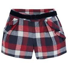 The latest Designer Clothes for Children and Infants, only on Hansel & Gretel. City Shorts, Plaid Shorts, Casual Shorts, Floral Shorts, Patterned Shorts, Short Elegantes, Kids Outfits, Cute Outfits, Roll Neck Sweater