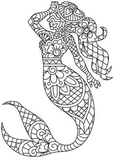 The 936 best ♋Adult Colouring~Under the Sea ~ Fish