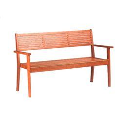 Birmingham 3-Seater Outdoor Bench