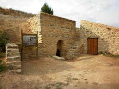 Tejera de Torremocha de Ayllón tras la restauración llevada a cabo por el Ayuntamiento durantes 2013