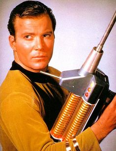"Star Trek ""Captain Kirk"". And I remember this one too. From when I was young."