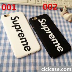 iphone7 ペアケース supremeシュプリーム