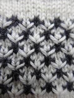 designstrik.dk: Knitting Pattern 2 festékek
