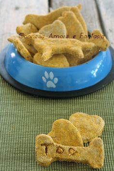 Biscotti per cani .