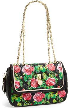 Betsey Johnson - Be My Everything shoulder bag