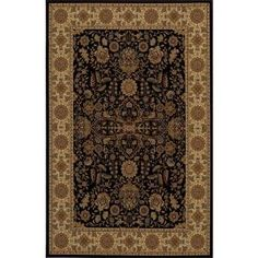 Momeni Lovely RY-03 Black 11 ft. 3 in. x 15 ft. Area Rug-RY-03 at The Home Depot