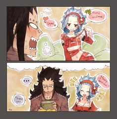 Find images and videos about fairy tail, nalu and gale on We Heart It - the app to get lost in what you love. Fairy Tail Levy, Fairy Tail Ships, Fairy Tail Amour, Fairy Tail Couples, Fairy Tail Family, Got Anime, Anime Manga, Anime Fairy, Kawaii