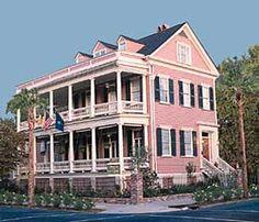 Ashley Inn Bed and Breakfast, Charleston, South Carolina USA