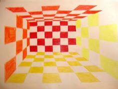 Perspective of Hermann Schatka - Painting in the Waldorf School