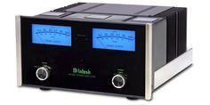 Amplificateur de puissance Mc Intosh MC302 : Un son parfaitement dynamique et explosif. #EasyLounge #amplifier #mcintosh