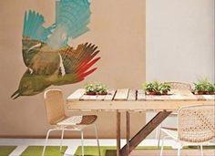 Pallet Dining Table - Helsingin Helmeksi: Siwan Takapiha
