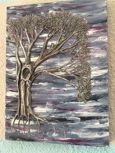 Pewter tree