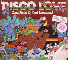 Disco is so....... - crazydiscomadness: This is the best compilation...