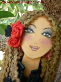 Felt Ornaments Patterns, Felt Wreath, Fabric Jewelry, Doll Crafts, Corsage, Textiles, Paper Dolls, Poppies, Sewing