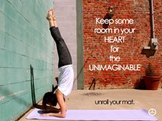 Keep room in your heart - rePinned by ohhowsheblooms.com