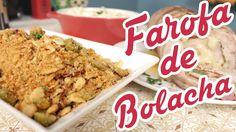Farofa de Bolacha - Cozinha pra 1 - YouTube