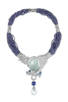 Cartier opal,sapphir beauty bling jewelry fashion