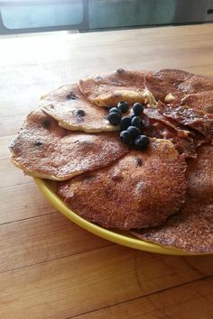 High Protein Pancakes for the Whole Family