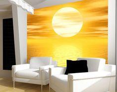 Fotomurale - autoadesivo Summer Sun