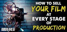 Jenna Edwards, How to Sell Your Indie Film. indie film hustle, filmmaking, film producer, indie film, filmmaker, film school, online film school