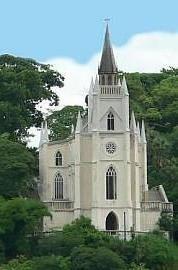 Capilla De Nuestra Señora De Lourdes Parque El Calvario Landmarks Building Travel