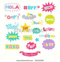 Contoh percakapan bahasa inggris expressing inviting accepting dan cute internet slang wording vector design illustration buy this stock vector on shutterstock find other images stopboris Gallery
