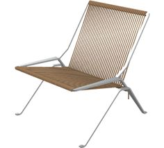 PK25 Easy Chair designed by Poul Kjærholm in 1951
