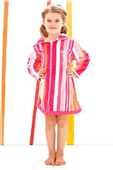 a352a5e273 Children s Candy Beach Robe. Terry Rich Australia.