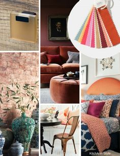 PantoneView Home + Interiors 2018 Trend - Far-fetched | KitchAnn Style