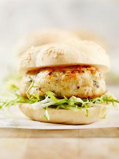 Turkey Feta Burger by zestycook #Turkey #Burger