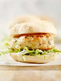Feta Turkey Burgers